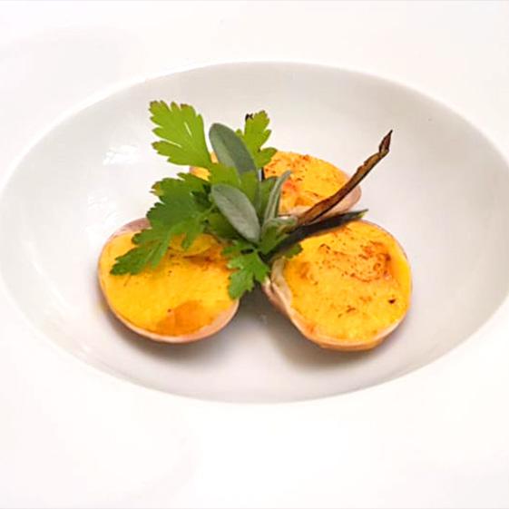 Antipasti di pesce - Scuola di cucina a Sorrento